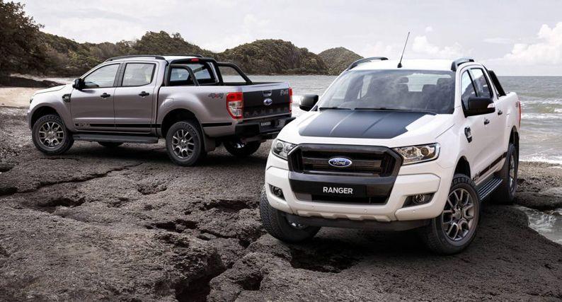 ford trucks australia history