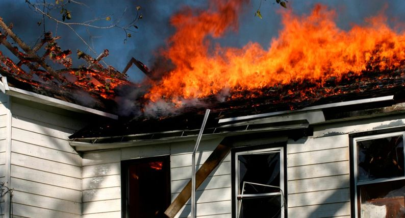 Home fire safety tips budget direct blog for Fire safety house