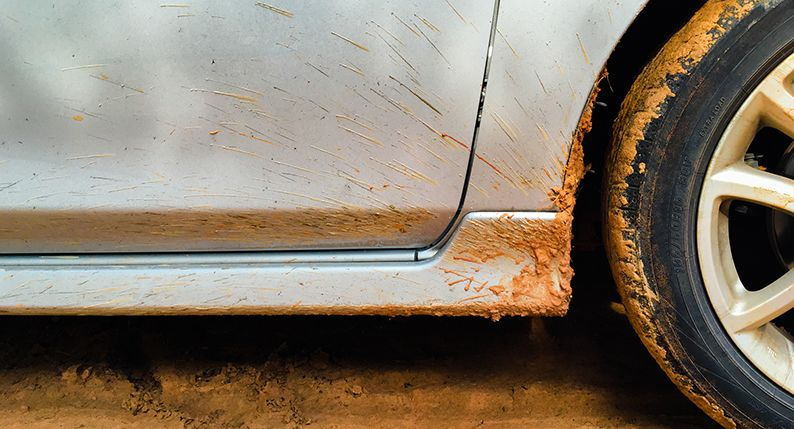 How to get your car unstuck from mud or sand | Simply Savvy