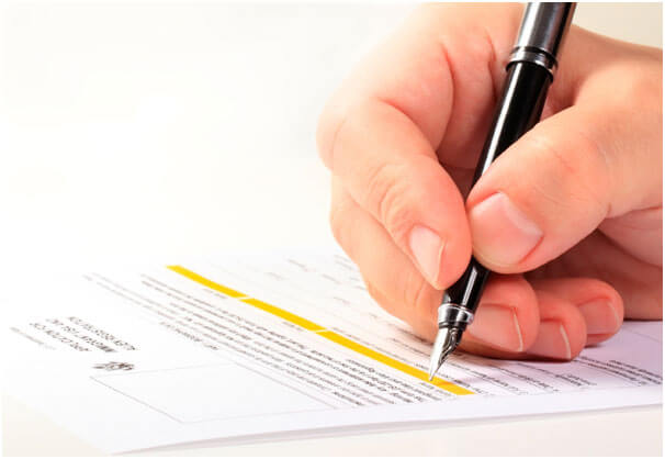 SigningDeclaration