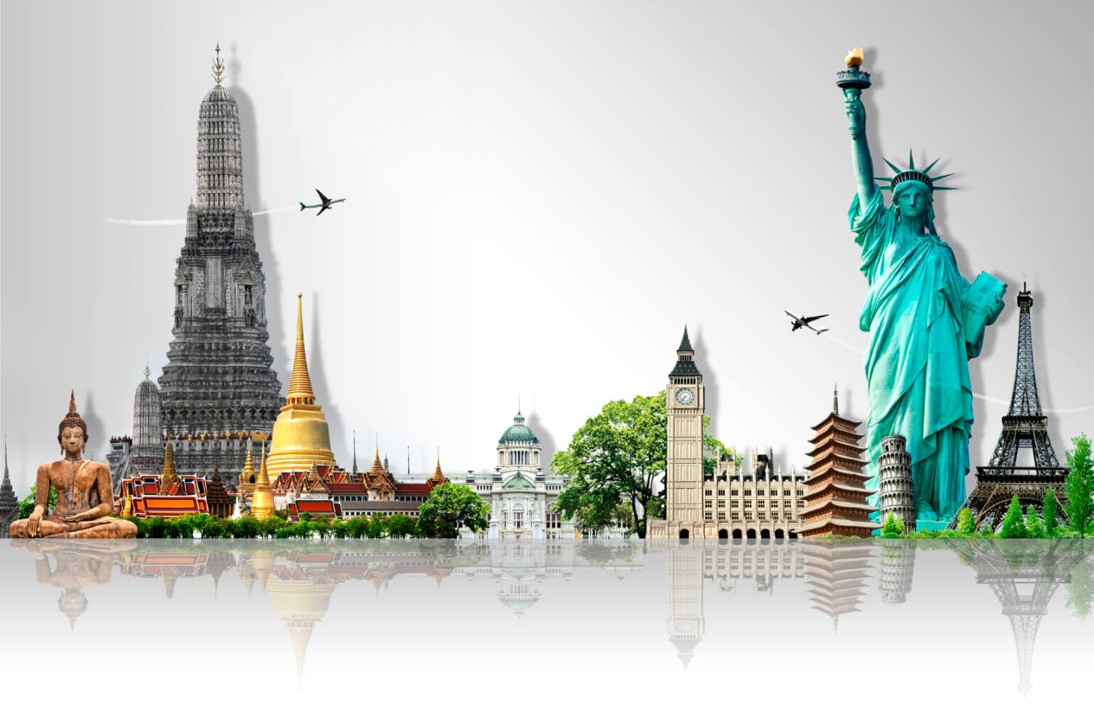International Travel Visas