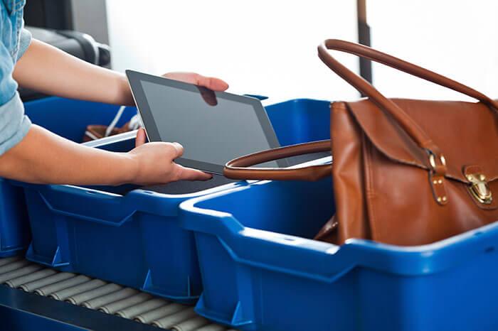 iPadAtAirport