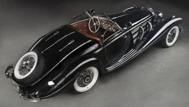 Mercedes 540K 306