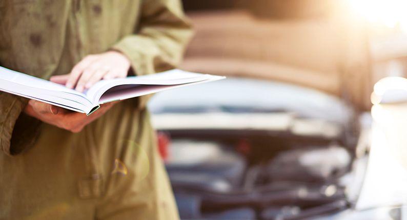 auto mechanic guide in urdu
