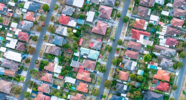 How Australian housing has changed over the years