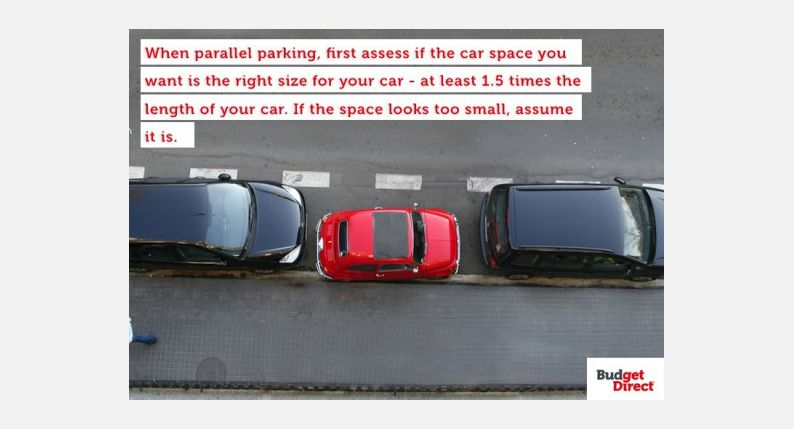 How To Park >> How To Parallel And Angle Park Article Videos