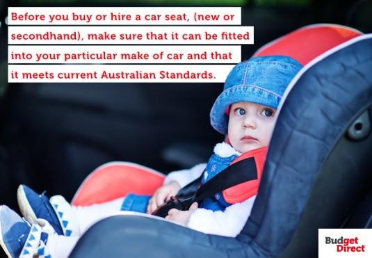 Buy New Car Seat