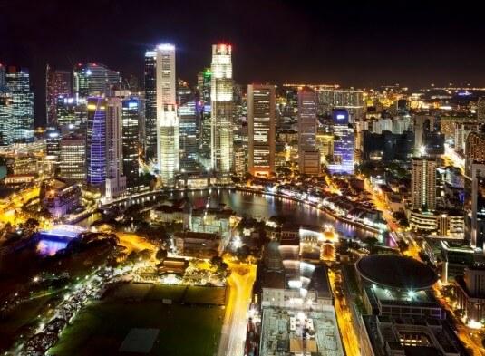 Singapore Vlog (1)