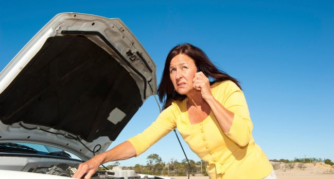 When can Roadside Assistance help you?