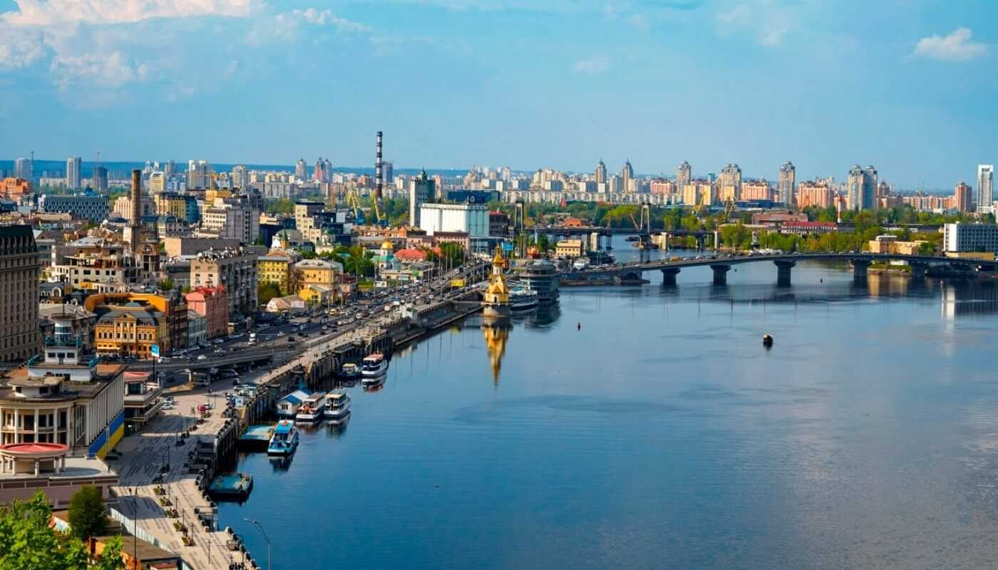Old vs. New In Kiev – Simply Smarter Blog