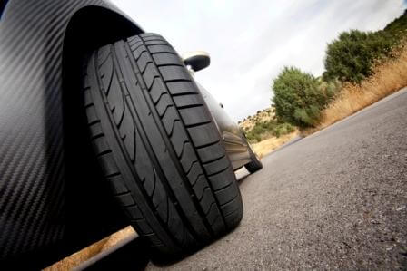 Upgrade the safety of your car by buying better tyres.