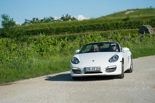 The Porsche Boxster started as a concept car in 1993 before going on sale in 1997.