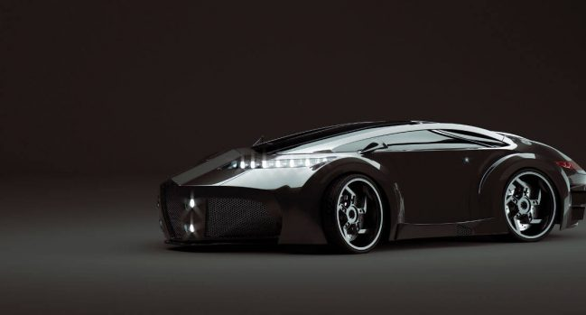Concept cars like the Supersport help car manufacturers solve problems or test theories for new models.