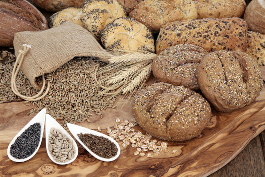 Despite many people's aversion to gluten, grains are an important part of a healthy diet.