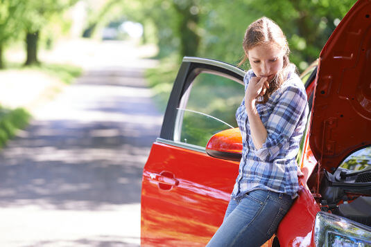 Many providers offer a technical hotline as part of their Roadside Assistance.
