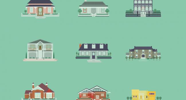 17 Australian Home Architecture Styles Illustrated