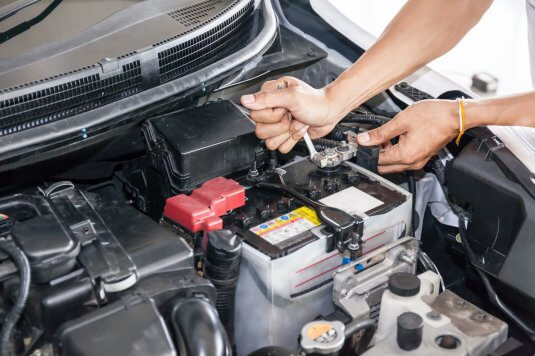 Car Battery Flat Causes