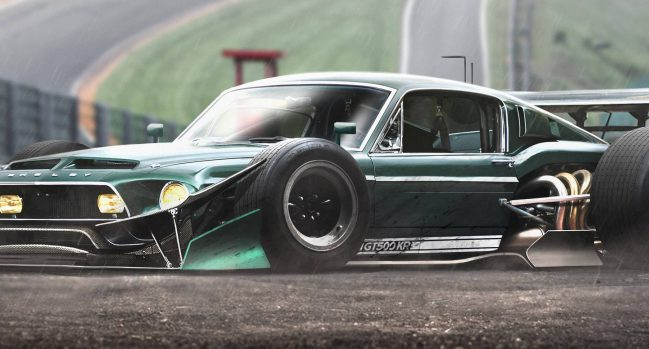 Header_9 everyday cars as F1 cars