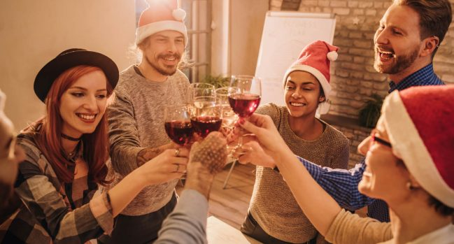 Alcohol and Christmas: What you should know to stay safe and healthy