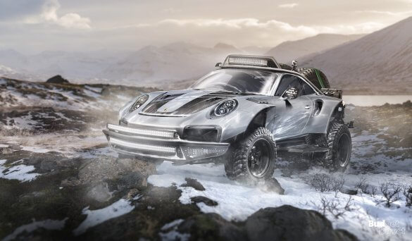 7 sports cars built for off-road – Simply Savvy | Budget Direct