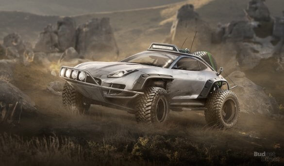 7 sports cars built for off-road – Simply Savvy | Budget ...