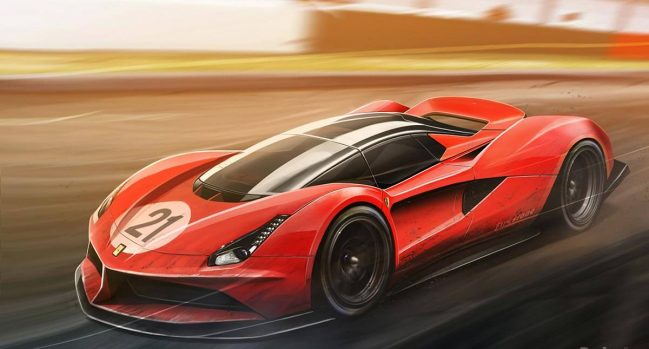 8 Classic Racing Cars Modernised