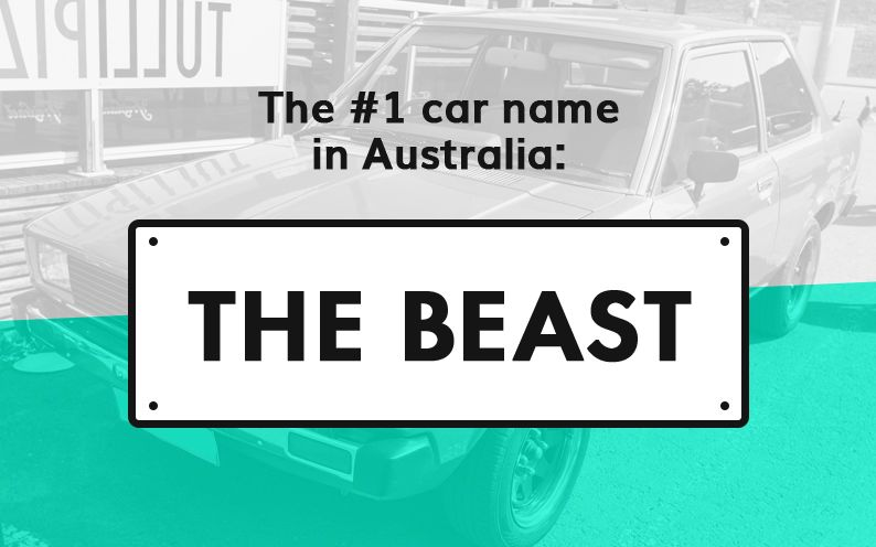 Australia S Most Popular Car Names Simply Savvy Budget Direct