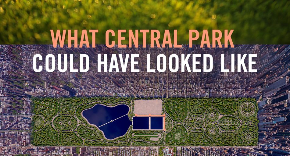 What Central Park could have looked like