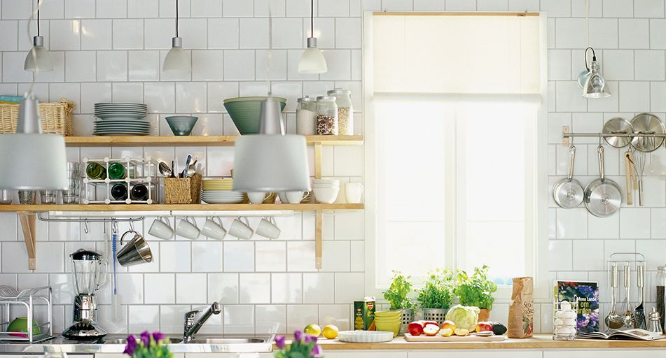 10 clever kitchen storage solutions – Simply Savvy | Budget ...