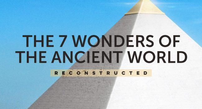 The  Wonders Of The Ancient World Reconstructed Simply Savvy