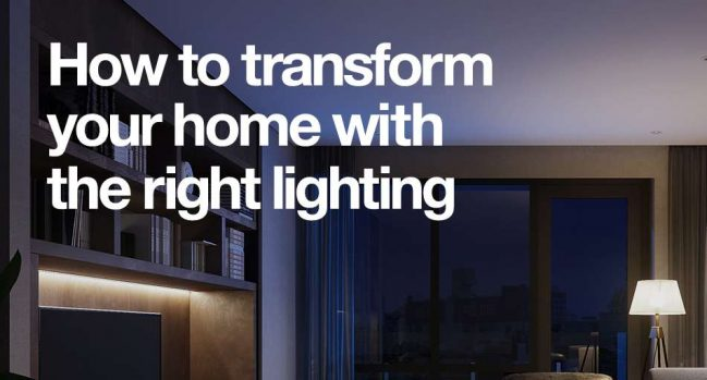 Header_How-to-transform-your-home-with-the-right-lighting