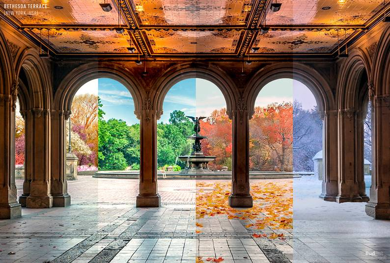Bethesda Terrace (New York, USA)