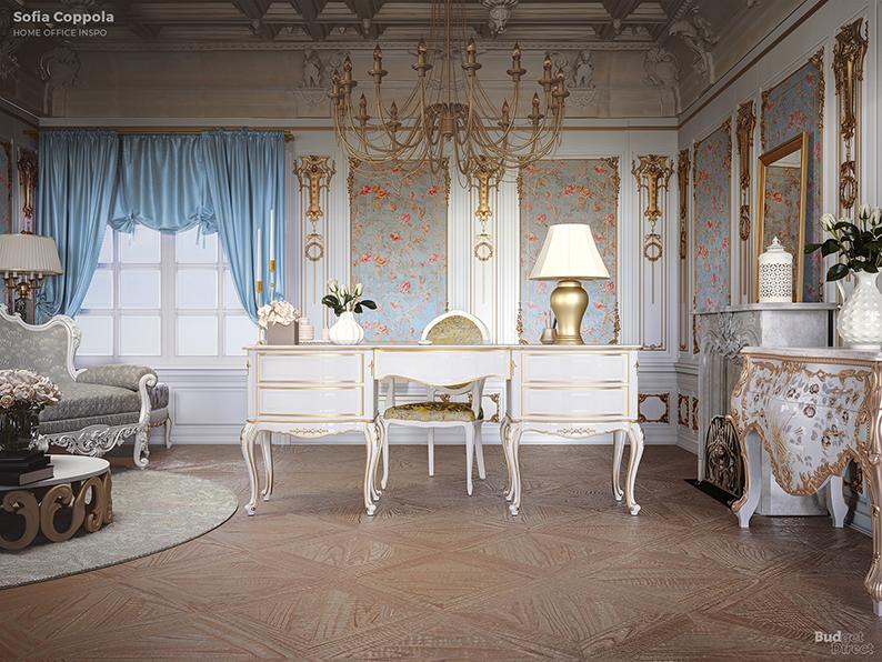 Если бы Дэвид Линч был дизайнером интерьеров: Идеи домашних офисов от режиссеров (фото 2)
