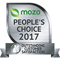 MOZO's People's Choice 2017 - Outstanding Customer Satisfaction