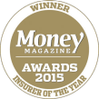 Money Magazine's Cheapest Car  and Home & Contents Insurance Winner 2014