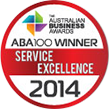 Australian Business Awards - Service Excellence 2014