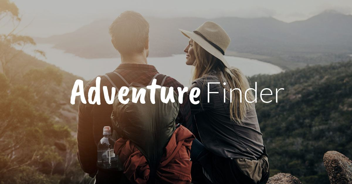 Adventure Finder   Brought to you by Budget Direct